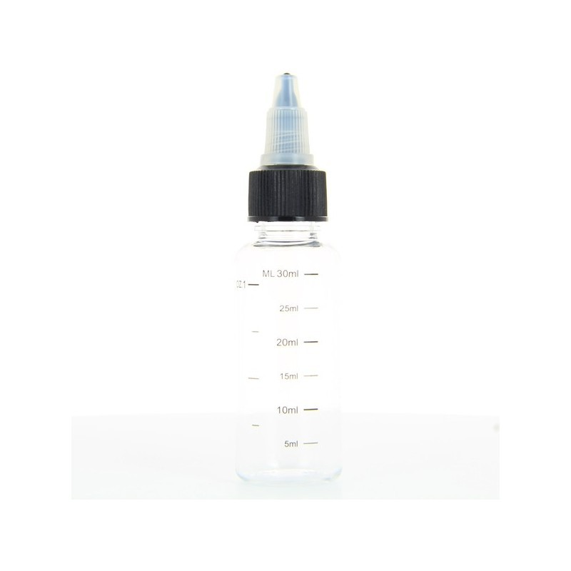 Flacon vide 30ml Gradué